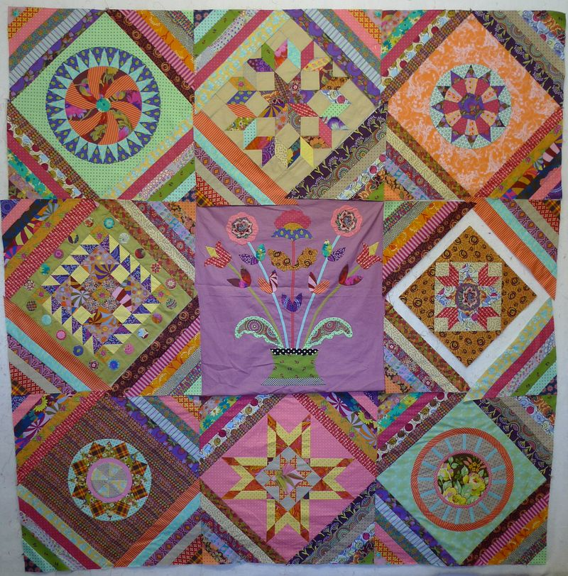 Sue Ross Contemporary BOM