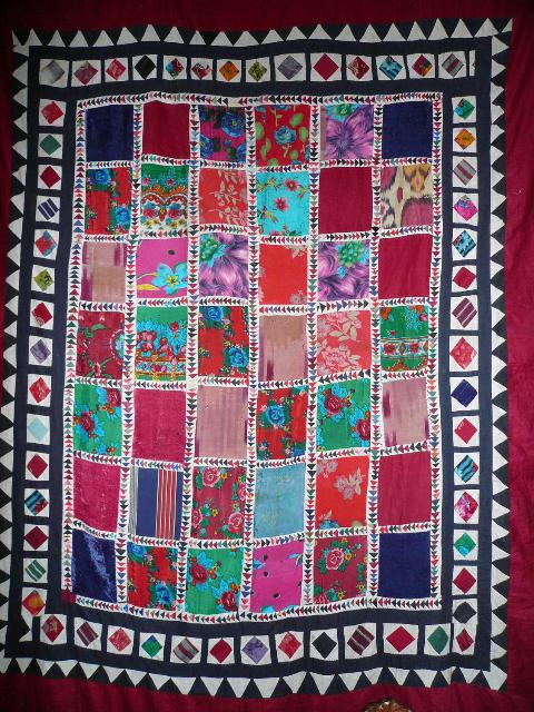 Turkmeni patchwork 2
