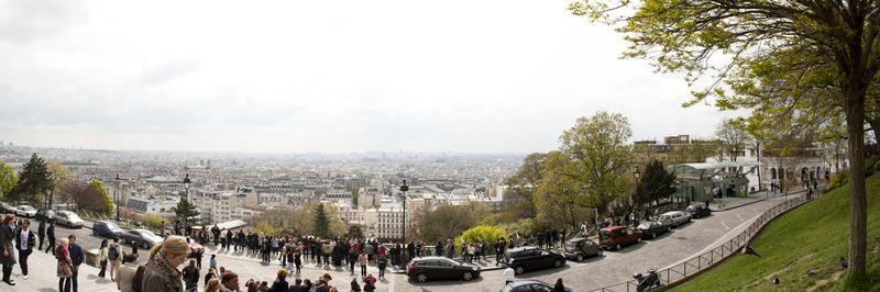 Sacre Coeur_ Panorama