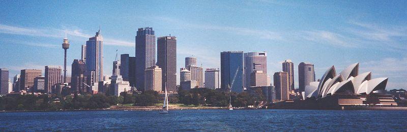 14 - Sydney City Skyline
